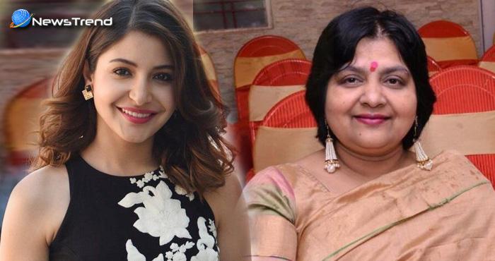 अभिनेत्री अनुष्का शर्मा की मामी आईं चर्चा में, लखनऊ में कर रही हैं ये काम