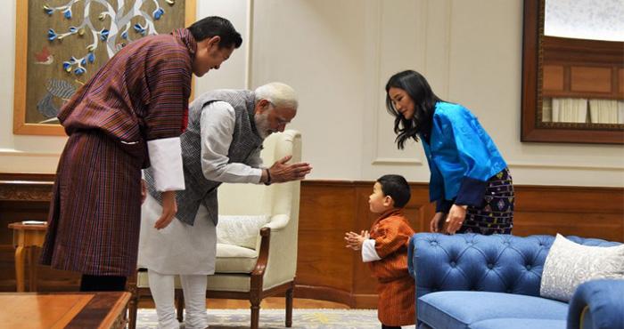 भूटान के राजकुमार का हुआ है पुर्नजन्म, कहानी सुन पीएम मोदी भी हो गए हैरान