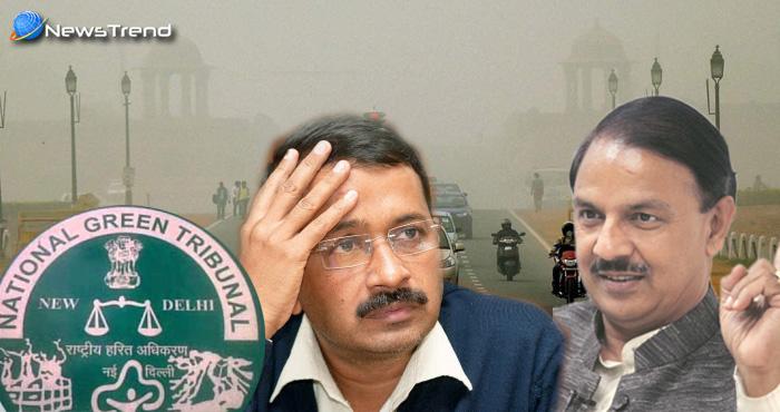 ऑड-इवन पर एनजीटी और बीजेपी दोनों ने मिलकर घेरा दिल्ली सरकार को, कहा यह....