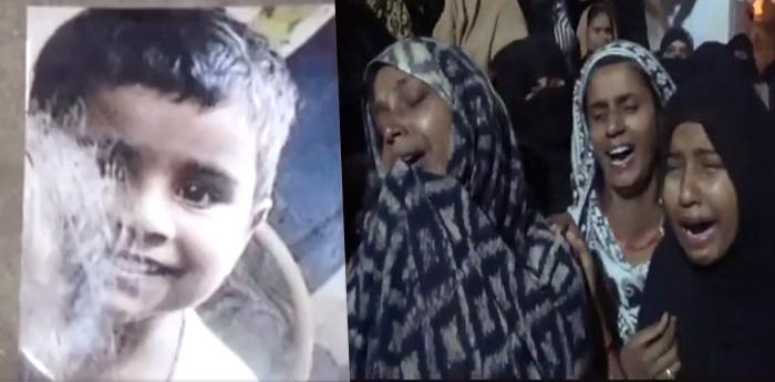 4 साल की मासूम थी घर से गायब, 6 दिन बाद पड़ोस के घर मिली बच्ची, हाल देख कर पिता के उड़ गए होश
