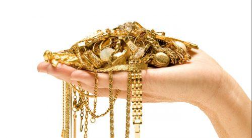 बड़ी ख़बर: एक बार फिर सोने की कीमतें सरकी नीचे, जानिए कितना सस्ता हुआ 1 तोला सोना