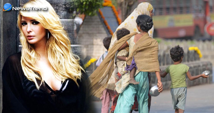 इस खूबसूरत महिला के स्वागत में हैदराबाद की सड़कों से हटाए गए भिखारी