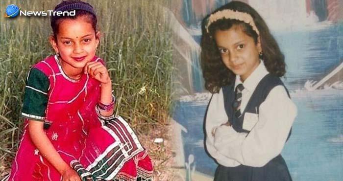 तस्वीर में दिख रही ये लड़की आज है बॉलीवुड की क्वीन, क्या आप पहचानते हैं?