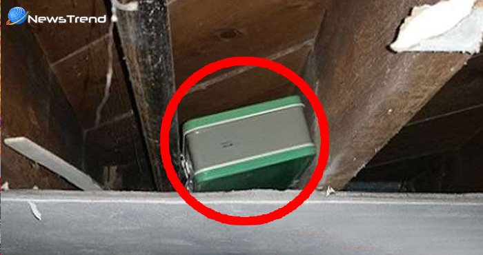 घर में मिला सालों पुराना लंच बॉक्स, खोलते ही पति पत्नी की किस्मत पलट गयी