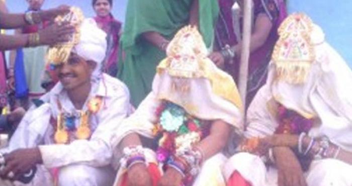 एक ही मंडप में, एक ही नाम की दो प्रेमिकाओं से युवक ने रचाई शादी