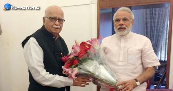 आज 90 साल के हुए बीजेपी के वरिष्ठ नेता लालकृष्ण अडवाणी, पीएम मोदी दी जन्मदिन की बधाई