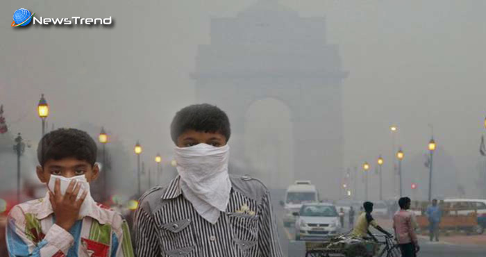 दिल्ली-एनसीआर की हवा में घुला खतरनाक ज़हर, ज़हरीले स्मॉग से बचने के लिए अपनाएँ यह उपाय