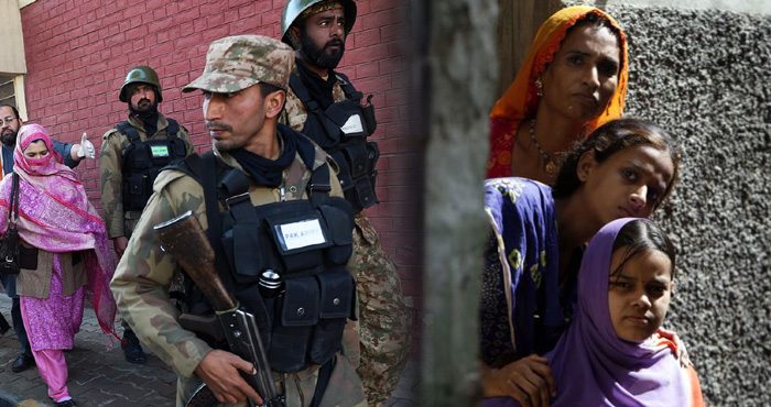 यहाँ रोज़ पाकिस्तानी आर्मी ज़बरदस्ती कुंवारी लड़कियों को अगवा कर ले जाती है, जानिए क्यूँ