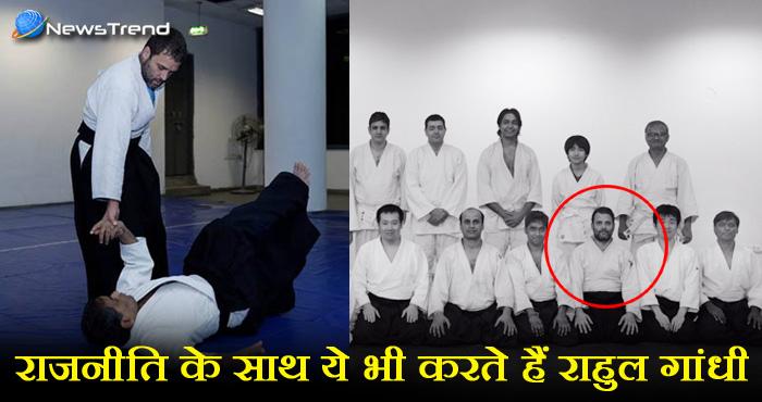 कुत्ते वाले वीडियो के बाद इन तस्वीरों की वजह से राहुल गांधी फिर चर्चा में