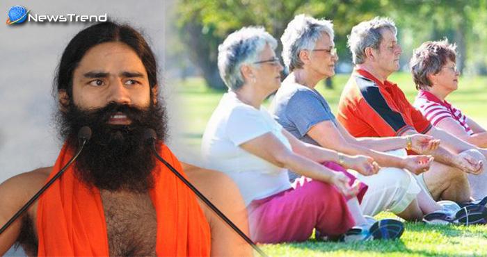 योग गुरु रामदेव का हैरान करने वाला दावा, रहा जा सकता है योग से 100 सालों तक जवान और 400 वर्षों तक जीवित