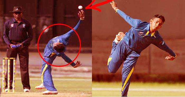 विश्व क्रिकेट में आ रहा है सिर उल्टा करके गेंद फेंकने वाला गेंदबाज, मच गया तहलका