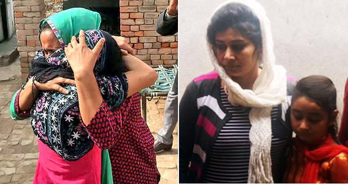 सऊदी से वापस आई लड़की ने सुनाई शेख के जुल्म की दास्तां, विदेश मंत्री सुषमा स्वराज को कहा धन्यवाद