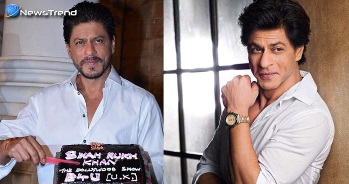 शाहरुख़ खान को अपने 52वें जन्मदिन पर मिला यह अनोखा सरप्राइज, जानकर हो जायेंगे दंग