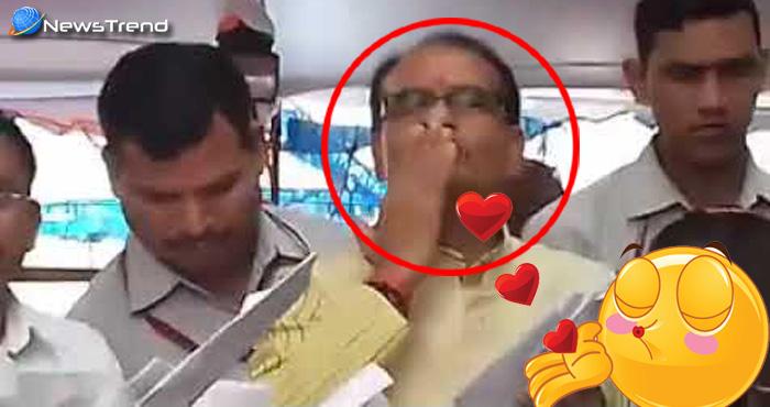 शिवराज सिंह चौहान को देखकर भीड़ में से एक शख्स चिल्लाया – 'मामाजी आई लव यू', और फिर...