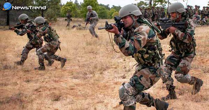 भारतीय सेना ने उरी में की घुसपैठ की कोशिश नाकाम, मार गिराए दो बैट आतंकी, तीसरे की खोज जारी