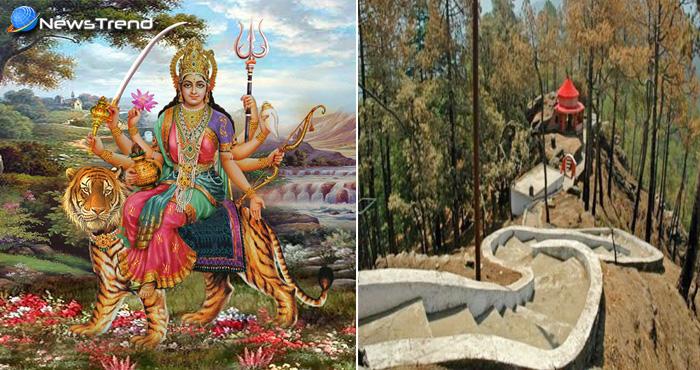 यहां प्रकट हुई थीं मां दुर्गा, आज भी होते हैं ऐसे चमत्कार जिससे विज्ञान भी हैरान