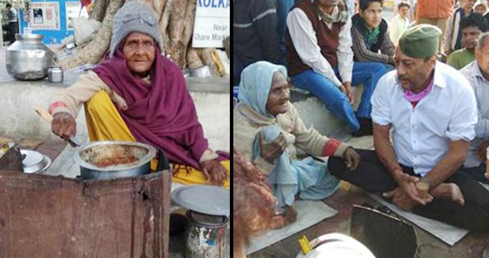 जब आप चाय की टपरी चलाने वाली इस 100 वर्षीय बुजुर्ग महिला की सच्चाई जानेंगे तो रह जायेंगे हक्के-बक्के
