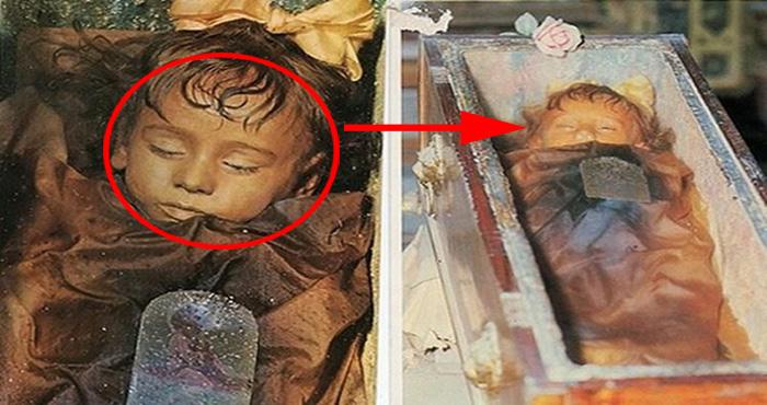 96 साल पहले मर गया था ये मासूम, अब भी खुलती हैं लाश की आँखें