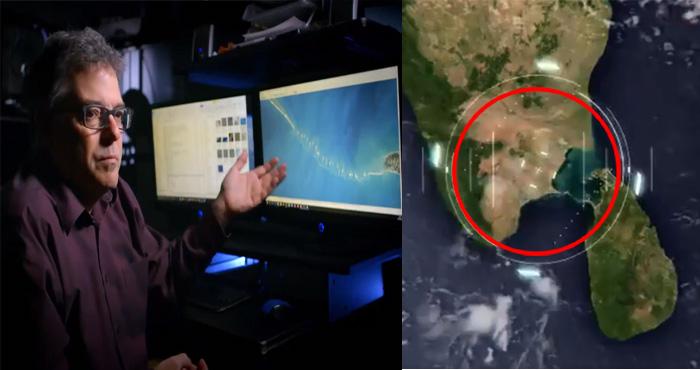 बड़ी ख़बर : अमेरिकी वैज्ञानिकों ने ढूँढ निकाला समुद्र पर बना राम सेतु, वीडियो देखकर चौंक जाएंगे