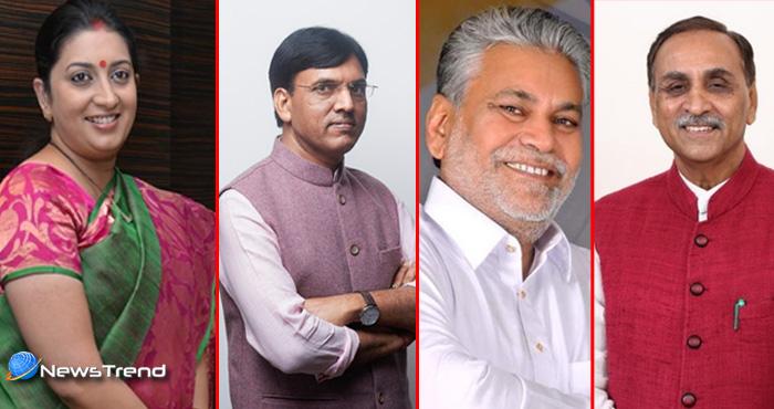 गुजरात मुख्यमंत्री की रेस में स्मृति,मनसुख,रुपाला,रूपाणी,आखिर इनमें से कौन बनेगा गुजरात का बादशाह