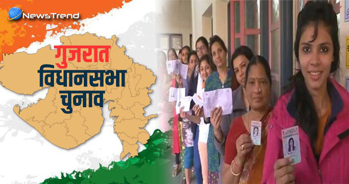 गुजरात विधानसभा चुनाव: पहले चरण की 89 सीटों के लिए आज से मतदान जारी, आखिर कौन मारेगा बाजी?