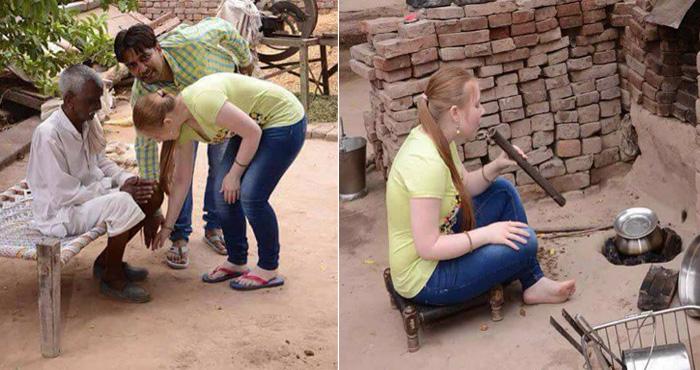हरियाणवी लड़के के चक्कर में भारत आ गई करोड़पति रूसी लड़की, उसके बाद उसके साथ हुआ कुछ ऐसा कि….