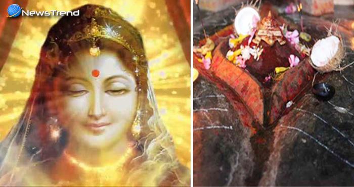 कामाख्या देवी: इस मंदिर में माता सति को होता है मासिक धर्म,प्रसाद में मिलता है रजस्वला का कपड़ा
