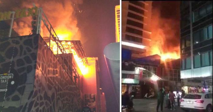 मुंबई के कमला मिल्स में भयानक आग लगने से 14 लोगों की मौत और 14 लोग घायल, बचाव अभियान जारी