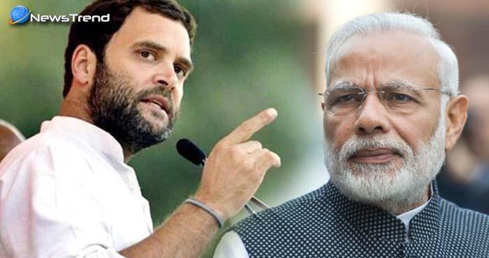 गुजरात में हार के बाद भी राहुल गाँधी के हौसले बुलंद, कहा मोदी के खोखले दावों की हकीकत उजागर