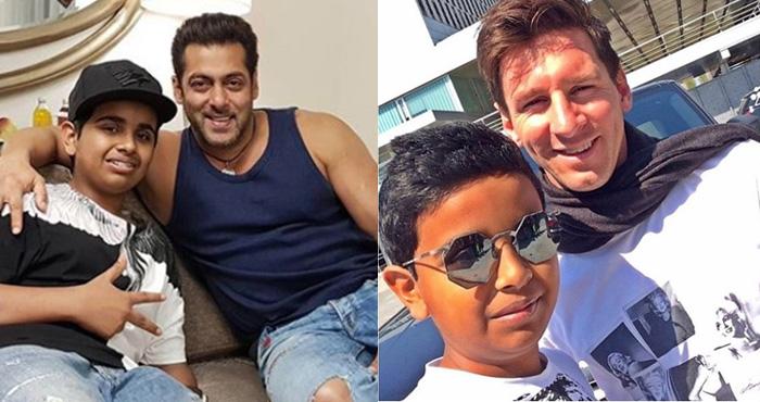 15 साल के इस लड़के के फैन हैं सलमान, शाहरुख, रोनाल्डो, जैकी चैन, मेसी जैसे सितारें, तस्वीरें देखकर दंग रह जाएंगे