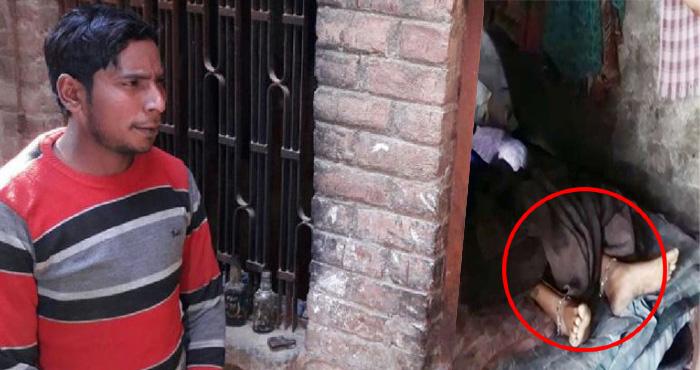घर में 7 दिनों से अकेली थी मां, अचानक पहुँचा बेटा और घर का नज़ारा देख उड़ गये उसके भी होश