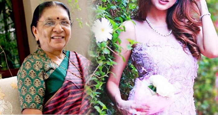 ये हैं गुजरात की पूर्व सीएम आनंदीबेन की नातिन, खूबसूरती देखकर बॉलीवुड डॉयरेक्टर्स पड़े हैं पीछे