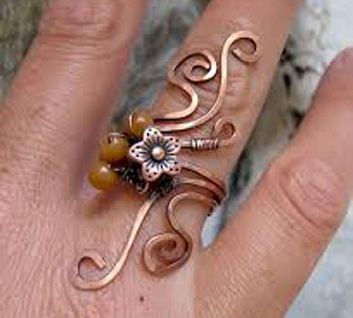 Image result for लोहे की अंगूठी