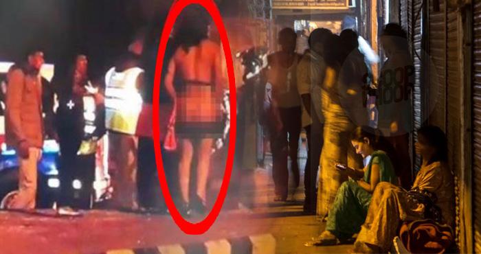 रात के सन्नाटे में दिल्ली के CP में होती है शर्मनाक हरकतें, तस्वीरें विचलित कर देंगी