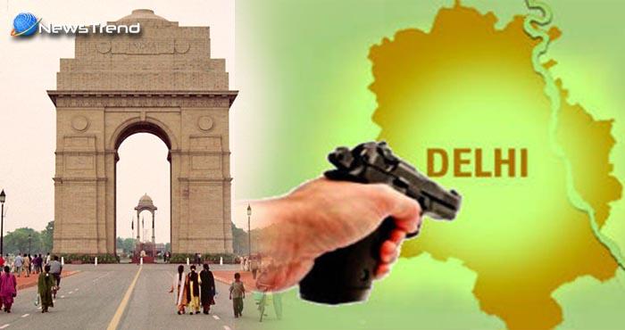 देशी या विदेशी किसी के लिए सुरक्षित नहीं है दिल्ली, अपराध के मामले में 19 शहरों की सूची में शीर्ष पर दिल्ली