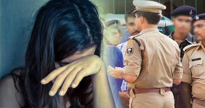 पुलिस को देखते ही फफक कर रो पड़ी लड़की और खोला देह व्यापार करवाने वालों का घिनौना राज