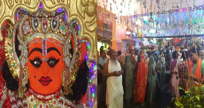 इस मंदिर में आधी रात को भगवान बन जाते हैं डॉक्टर, इलाज़ के लिए लगती है भीड़