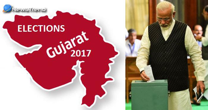 गुजरात विधानसभा चुनाव के आख़िरी चरण में 14 तारीख को अपना महत्वपूर्ण वोट देने जायेंगे पीएम मोदी