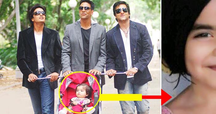 फिल्म 'हे बेबी' में जिस बच्ची ने कर दिया था अक्षय कुमार का जीना मुश्किल, अब हो गई है बेहद खूबसूरत