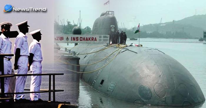 नौसेना के सामने बड़ी चुनौती, भारत की इकलौती परमाणु पनडुब्बी आइएनएस चक्र क्षतिग्रस्त