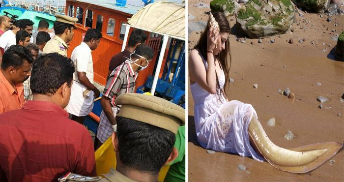 क्या है गंगा से जलपरी निकलने वाली खबर का सच? जानकर रह जाएंगे दंग..देखें वीडियो
