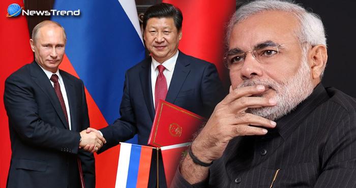 आखिर क्यों चीन पर इतना मेहरबान है रूस? भारत के विरोधी चीन को दिया 10 सुखोई 35 विमान