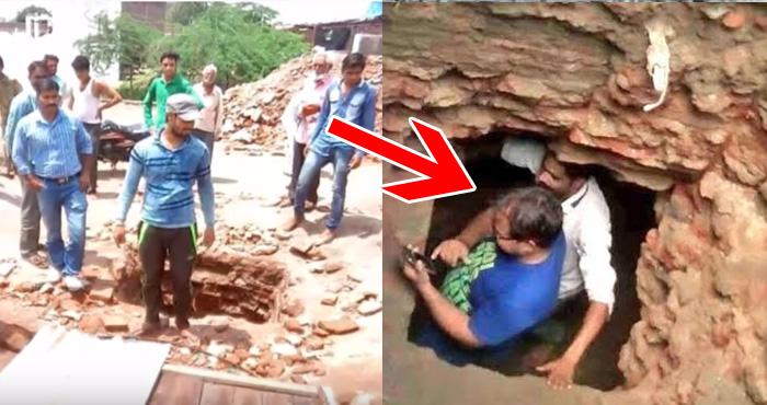 खुदाई के दौरान मस्जिद से निकली ऐसी चीज़, जिसे देखकर उड़ गए सभी के होश – देखिए वीडियो