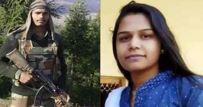 इंदौर : शहीद जवान की लाश देखकर मंगेतर ने उठाया बेहद खौफनाक कदम, जल्द होने वाली थी शादी