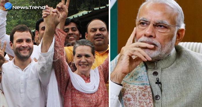 आखिर क्यों गुजरात विधानसभा चुनावों में कांग्रेस खा रही बीजेपी से मात? जानें बेहद ख़ास बात