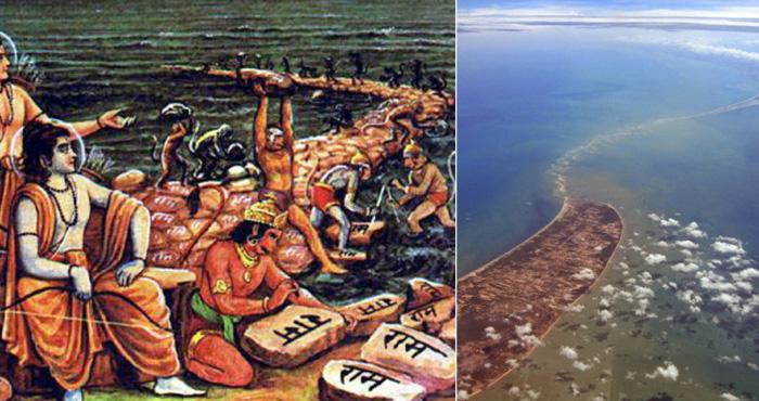 रामसेतु पर विदेशी भूगर्भ विज्ञानियों ने लगाई अपनी मुहर, बताया इसे अद्भुत कारीगरी का नमूना
