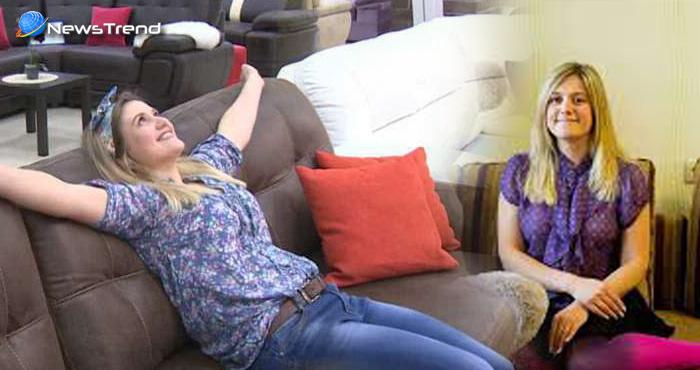 दिन भर सोफे पर बैठने के लिए इस महिला को मिलती है 65000 रूपए की सैलरी