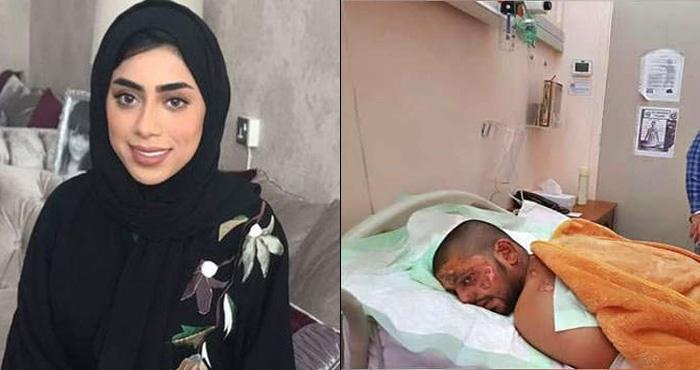 बुर्का उतारकर इस मुस्लिम लड़की ने बचा ली एक भारतीय की जान, जानने के बाद आप भी करेंगे सलाम