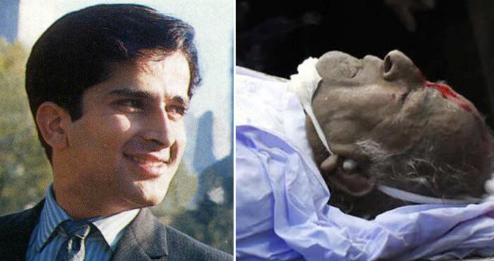 शशि कपूर के अंतिम दिनों की ये तस्वीर देख आप भी अपने आंसू रोक नहीं पाएंगे