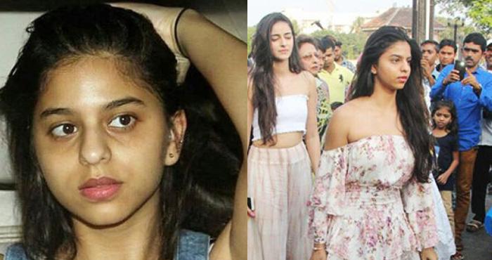 शाहरुख़ की पार्टी में दिखी बेटी सुहाना, इनकी कातिलाना तसवीरें आपको भी पागल कर देंगी